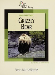Cover of: Grizzly bear | Barbara A. Somervill