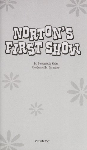 Norton's first show by Bernadette Kelly