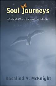 Cover of: Soul journeys | Rosalind A. McKnight