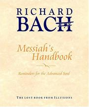 Cover of: Messiah's Handbook: Reminders for the Advanced Soul