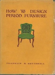Cover of: How to design period furniture