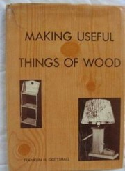 Cover of: Making useful things of wood