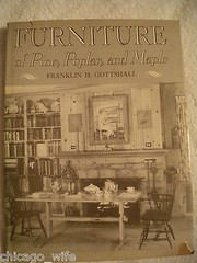 Cover of: Furniture of pine, poplar, and maple