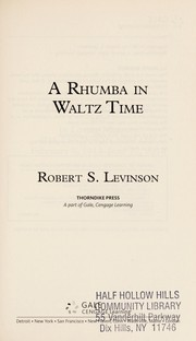 Cover of: A rhumba waltz time