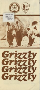 Cover of: Grizzly, grizzly, grizzly, grizzly |