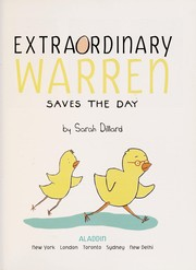 Cover of: Extraordinary Warren saves the day