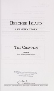 Cover of: Beecher Island: a western story