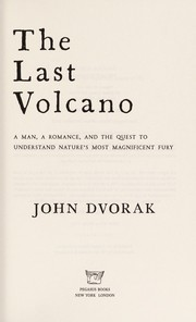 Cover of: The last volcano