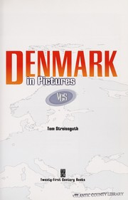 Cover of: Denmark in pictures | Thomas Streissguth