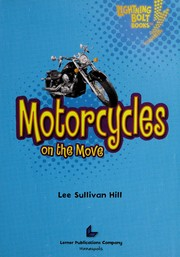 Cover of: Motorcycles on the move