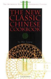 Cover of: The new classic Chinese cookbook