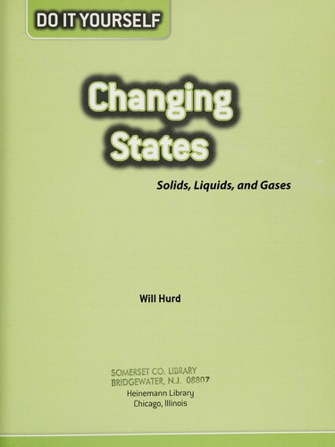 Changing states by Will Hurd