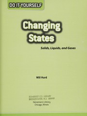 Cover of: Changing states | Will Hurd