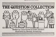 Cover of: Question Collection (Just for Fun) | Evelin Sanders