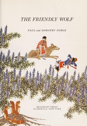Cover of: The friendly wolf