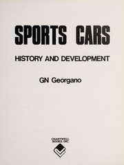Cover of: Sports Cars | G. N Georgano