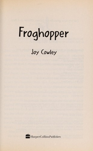 Froghopper by Joy Cowley