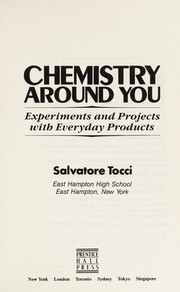Chemistry around you