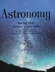 Cover of: Astronomy | Rachel Firth
