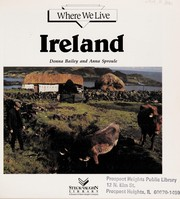 Cover of: Ireland | Donna Bailey