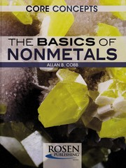 Cover of: The basics of nonmetals