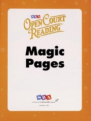 Cover of: Magic pages | Anne O