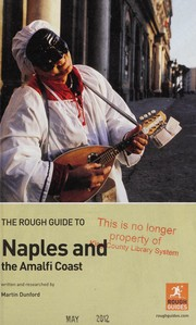 Cover of: The rough guide to Naples & the Amalfi Coast