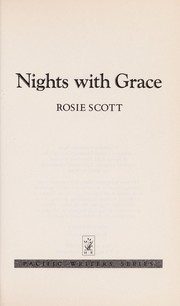 Cover of: Nights with Grace | Rosie Scott