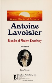 Cover of: Antoine Lavoisier | Lisa Yount