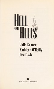 Cover of: Hell on heels | Julie Kenner