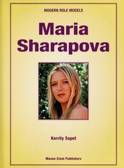 Maria Sharapova by Kerrily Sapet