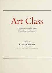Cover of: Art class