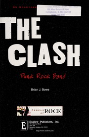Cover of: The Clash | Brian J. Bowe