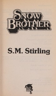 Cover of: Snow Brother: A Novel