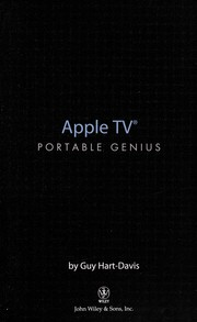 Cover of: Apple TV Portable Genius