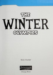 Cover of: The winter olympics | Nick Hunter