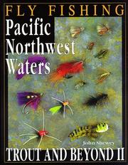 Cover of: Fly Fishing Pacific Northwest Waters