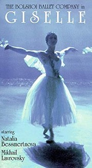 Cover of: The Bolshoi Ballet Company in Giselle (DVD) |