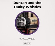 Cover of: Duncan and the faulty whistles | Reverend W. Awdry