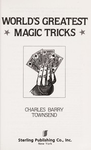 Cover of: World's greatest magic tricks