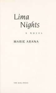 Cover of: Lima nights: A Novel