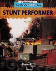 Cover of: Stunt performer