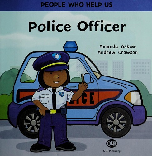 Police officer by Amanda Askew