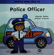 Cover of: Police officer | Amanda Askew