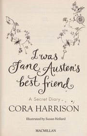 Cover of: I was Jane Austen's best friend