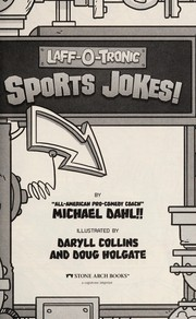 Cover of: Sports jokes! | Michael Dahl