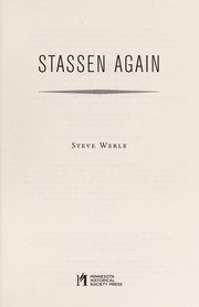 Cover of: Stassen again | Steven Werle