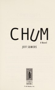 Cover of: Chum | Jeff Somers