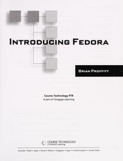 Cover of: Introducing Fedora