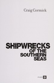 Cover of: Shipwrecks of the Southern Seas